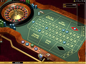 French Roulette Screenshot